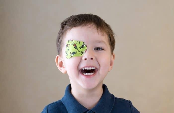 Augenpflaster Amblyopiebehandlung